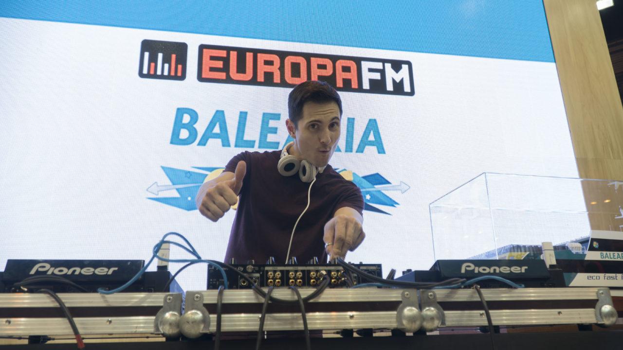 PANTALLA DE LED BALEARIA-EUROPAFM FITUR18